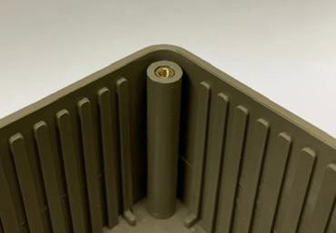 Ultrasonic Insert Welding - post welding